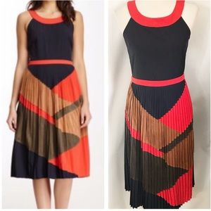 Romeo & Juliet Couture Colorblock  Blowout Dress